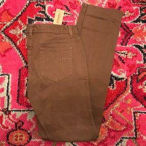 American Rag | Curvy Skinny Tan Pants | Size 7